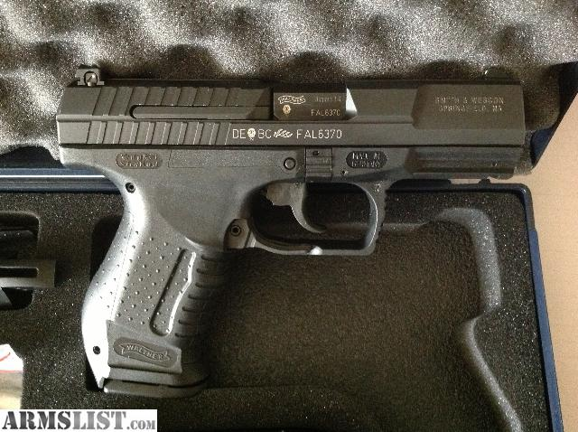 armslist for sale like new in box walther p99 as 9mm walther p99 instruction manual Walther PPK