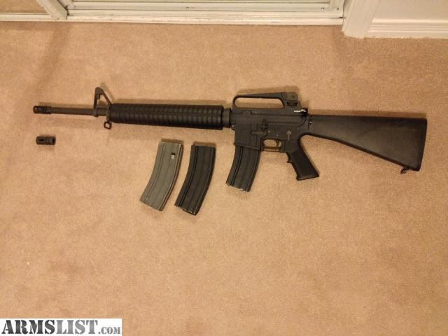 ARMSLIST - For Sale: REAL Colt LE6920 for sale