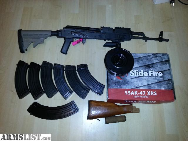 Armslist For Trade Ak47 With Lot S Of Extrasss