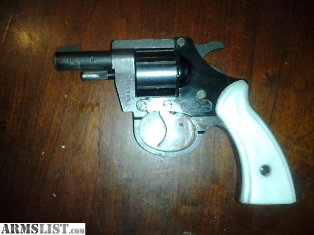 ARMSLIST - For Sale/Trade: arms co 22lr revolver made in ...