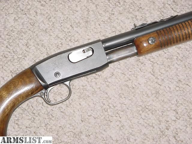 ARMSLIST - For Sale: Remington 121A Pump Action .22 Rifle