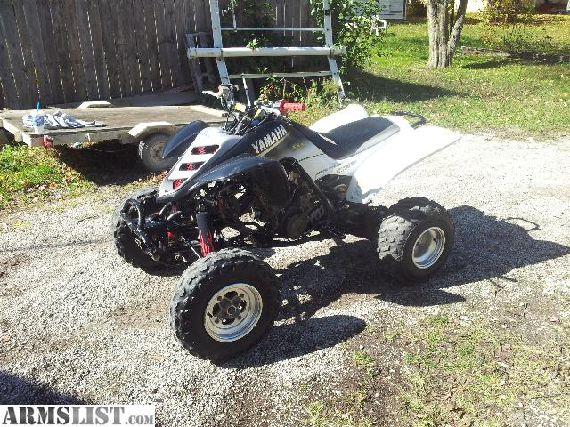 armslist for sale trade 2001 yamaha raptor 660r