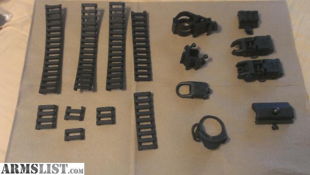 armslist for sale ar 15 accessorries black