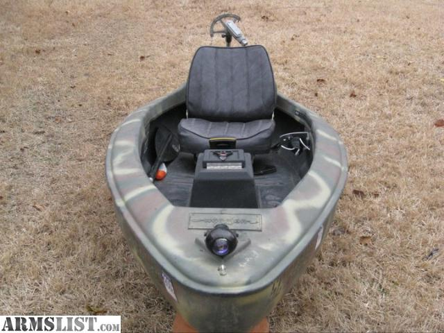 Armslist for trade trade warrior 1 man fishing boat for for 3 person fishing boat