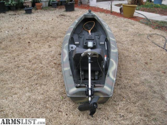 armslist for trade trade warrior 1 man fishing boat for