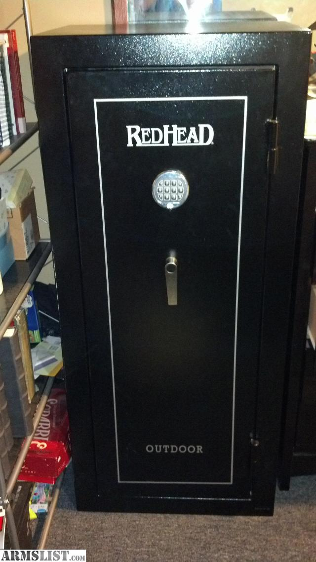 Redhead Gun Safes