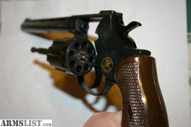 Arminius Revolver 22 - #GolfClub