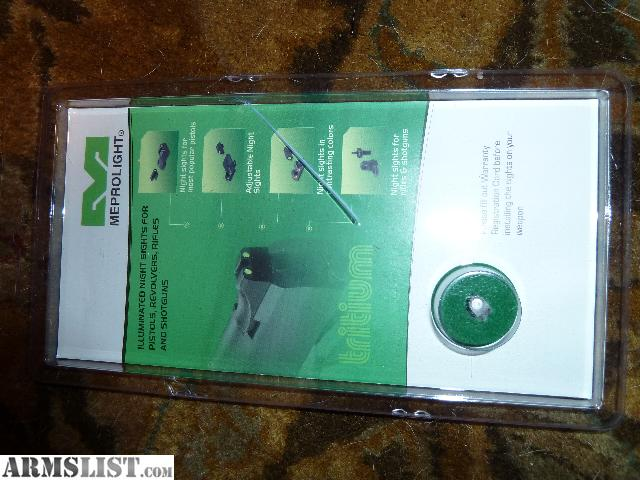 armslist for sale wts wtt meprolight tritium shotgun
