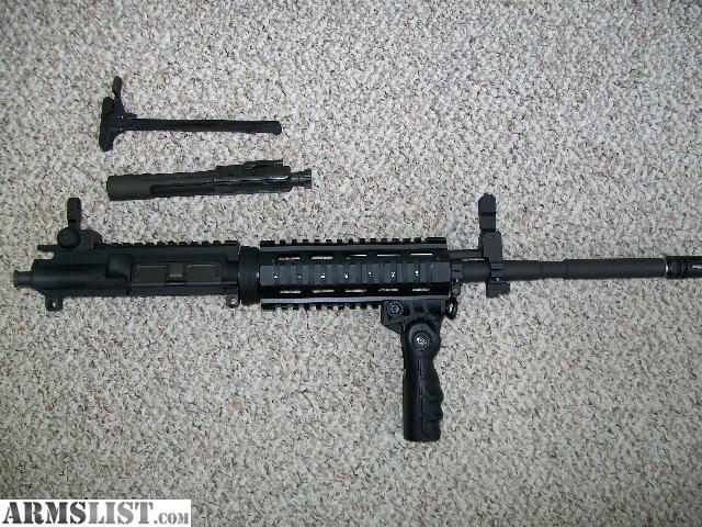 ARMSLIST - For Sale: AR 15 M4 Complete Upper Assembly