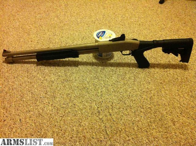 ARMSLIST - For Sale: Mossberg 590 Mariner