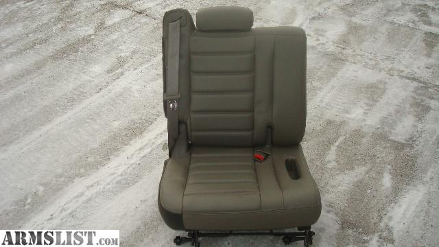 ARMSLIST  For Sale 2003  07 HUMMER H2 THIRD ROW SEAT