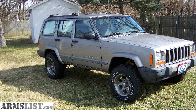 armslist for sale 2001 jeep cherokee 2nd owner. Cars Review. Best American Auto & Cars Review