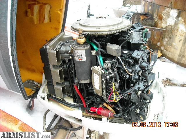 Armslist for sale trade 200 hp johnson outboard motor for Outboard motors for sale in wisconsin