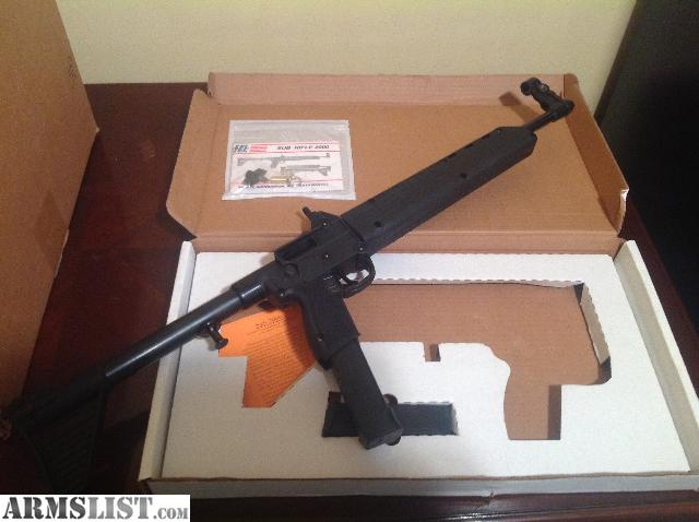 ARMSLIST - For Sale: NEW KEL TEC SUB2000 Glock 9mm 33rd ...  ARMSLIST - For ...