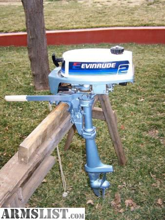 Armslist For Sale 1979 Evinrude 2902a 2 Hp