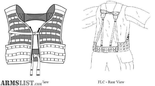 Armslist For Sale Molle Flc Military Vest