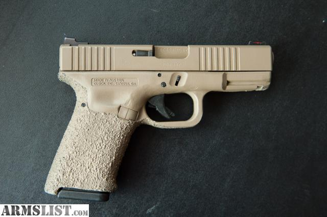 ARMSLIST - For Sale: Custom Glock 19 and Glock 21SF