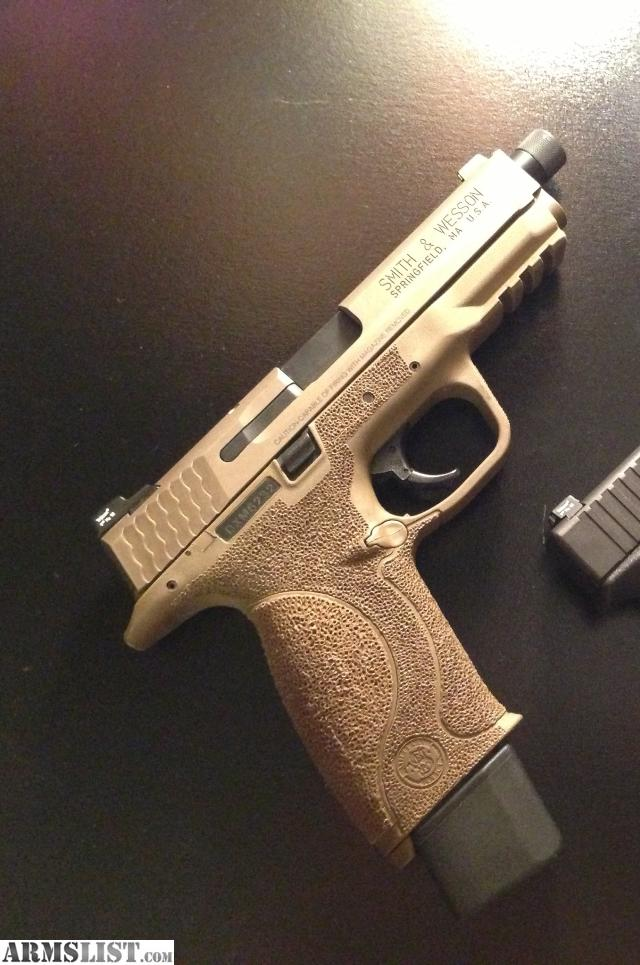 Armslist For Sale Trade Smith And Wesson M Amp P 9mm Vtac