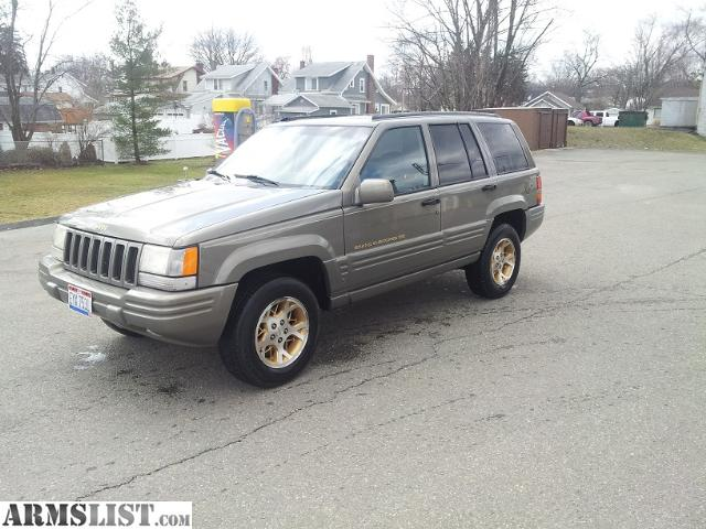 armslist for sale trade 1996 jeep grand cherokee limited 4x4. Black Bedroom Furniture Sets. Home Design Ideas