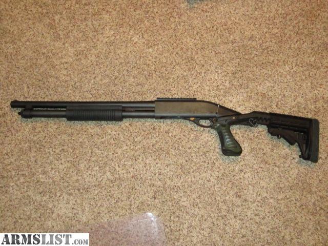armslist for sale remington 870 tactical shotgun w