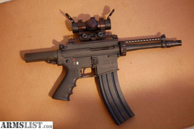 ARMSLIST - For Sale/Trade: Carbon AR-15 Pistol
