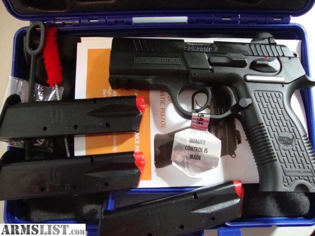 For Sale: EAA Sarsilmaz K2P 9mm