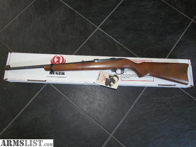 Armslist For Sale 4 Nib Ruger 22 Mag Semi Auto Rifles