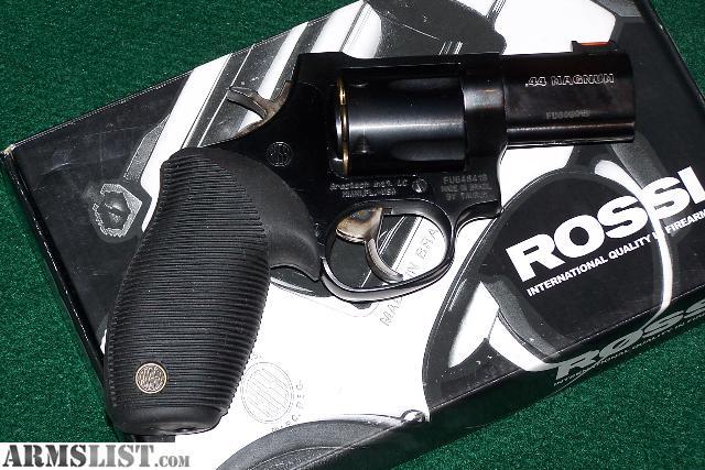 ARMSLIST - For Sale/Trade: Rossi .44 Magnum Snub Nose ...44 Magnum Snub Nose Revolver For Sale