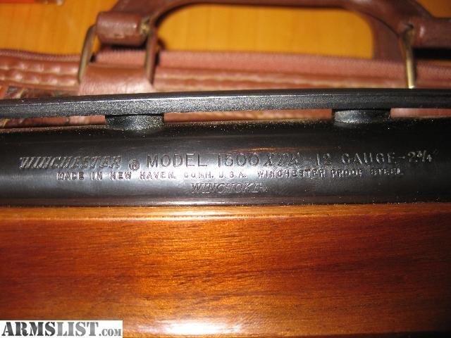 Armslist For Sale Winchester 1500 Xtr 12 Ga Semi Auto
