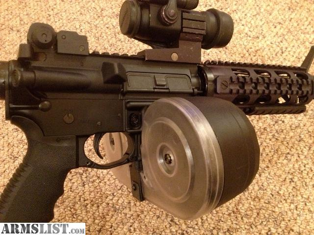 All About Gen Ii Ar15 M16 100 Round Dual Drum Magazine 223556