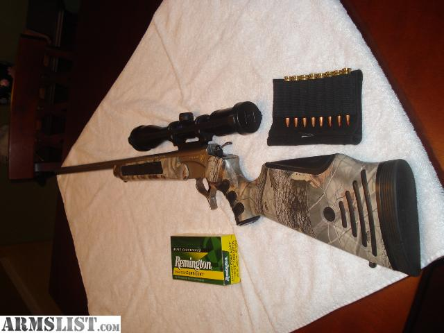 Armslist For Sale Thompson Center Encore Pro Hunter 7mm