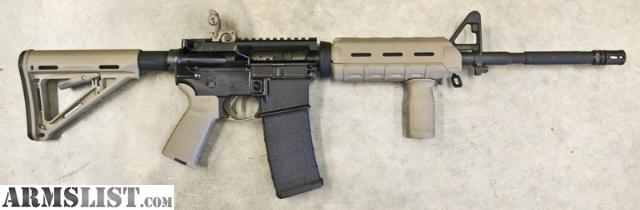 Beautiful This Is A New In Box Colt LE6920MP FDE AR15 With Magpul Furniture Kit.  $2,100 Cash. If Interested Call/text Me At REDACTED.