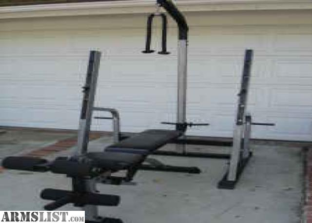 Armslist For Trade Nautilus Weight Rack And Weights