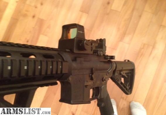 Armslist For Sale Colt Le6920 Socom Ii Ar15 M4 Tactical