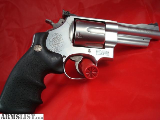 For Sale: S & W Mountain Gun 625-6 45 Long Colt