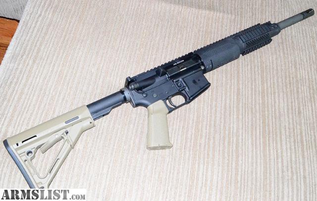 Armslist For Sale 458 Socom Rra Upper Psa Lower Complete