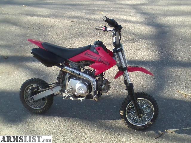 Armslist for saletrade 70cc dirt bike baja dirt runner share 550 like new barely used baja dirt runner 70cc dirt bike sciox Gallery