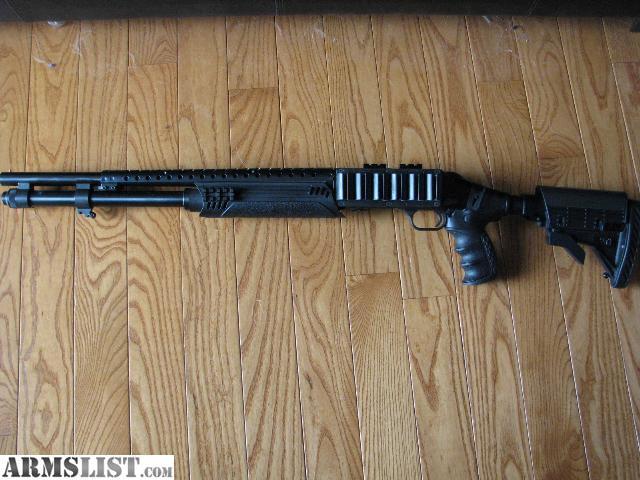 ARMSLIST - For Sale/Trade: Mossberg 590 Tactical shotgun