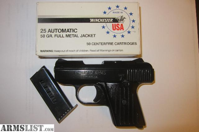 Phoenix Arms Raven 25 Auto – Articleblog info