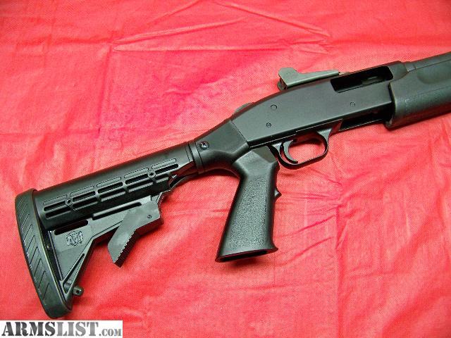 Pictures of Tactical 20 Gauge Shotgun - #rock-cafe