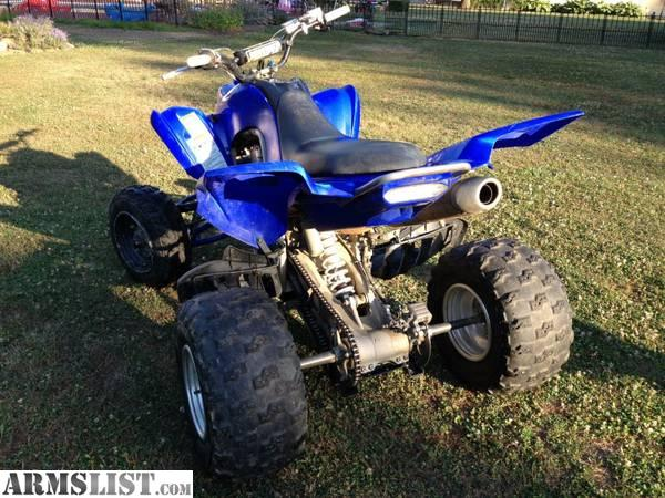Armslist for sale 2006 yamaha raptor 700r very good for Yamaha raptor 700r for sale