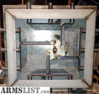Armslist for sale stainless steel gun safe vault door for How to build a gun safe room