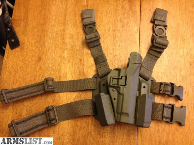 Blackhawk Magazine Holders ARMSLIST For Sale UsedBlackhawk Serpa level 41 Beretta 941 30