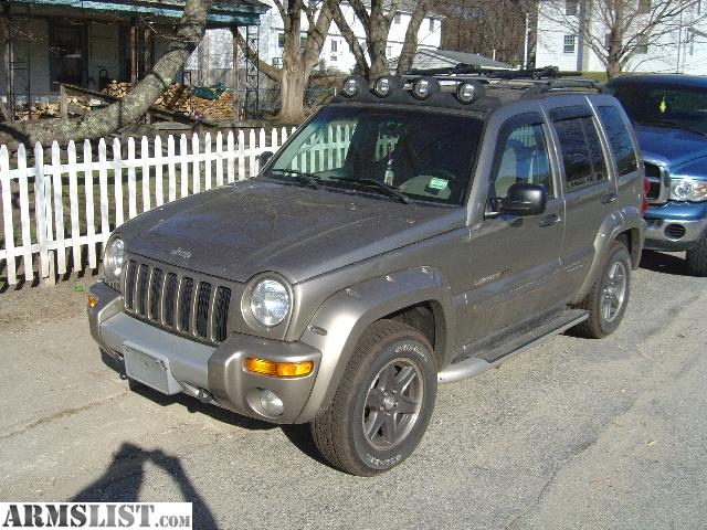 armslist for sale trade 2002 jeep liberty renegade. Black Bedroom Furniture Sets. Home Design Ideas
