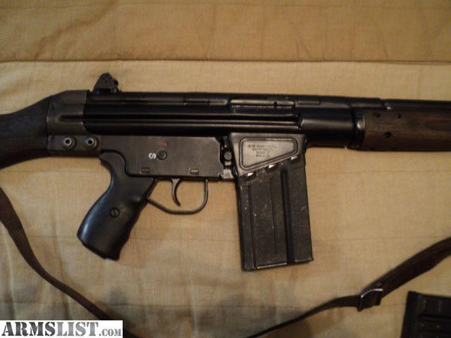 Cetme G3 For Sale: For Sale: Cetme .308 Battle Rifle Like G3 Hk91