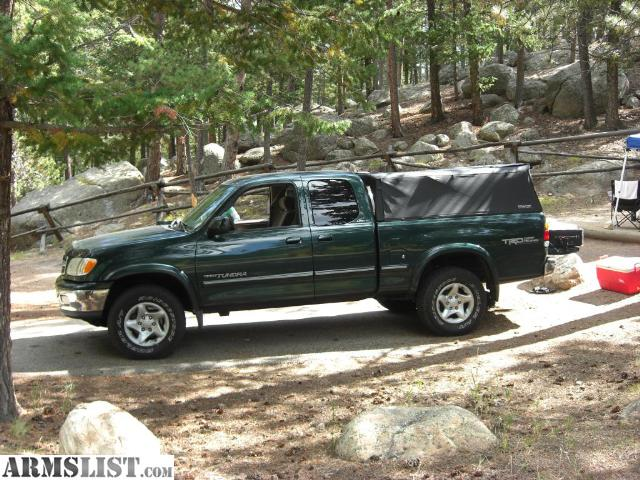 Tundra Soft Top >> ARMSLIST - For Sale: 2000-2006 Toyota Tundra Soft Topper Cap/Cab - $300