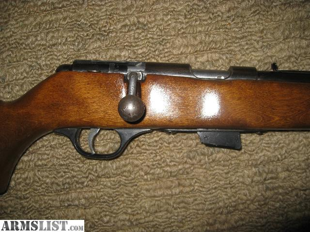 For sale marlin model 80 1934 to 39 22cal shorts long rifle long and
