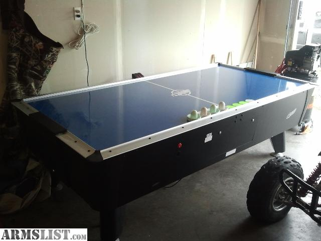 ARMSLIST - For Sale/Trade: valley dynamo pro style air hockey table