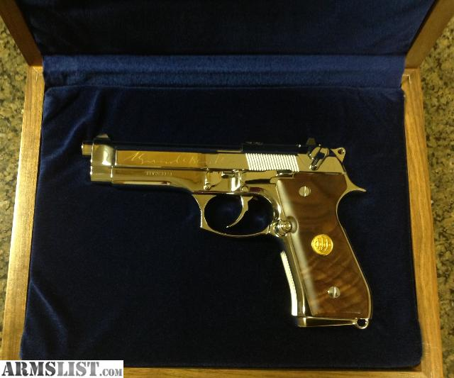 ARMSLIST - For Sale/Trade: Limited Edition Beretta 92 470