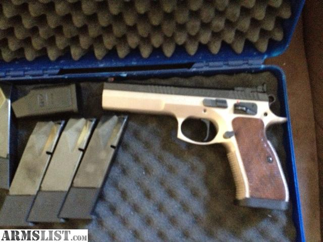 Armslist For Sale Trade Cz Tactical Sport 40 Cal With